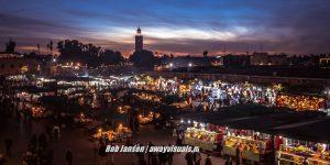 Marrakech – Djem el F'na