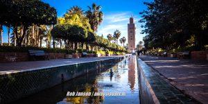 Marrakech-Koutoubia